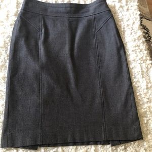 Banana Republic Bi-Stretch Skirt